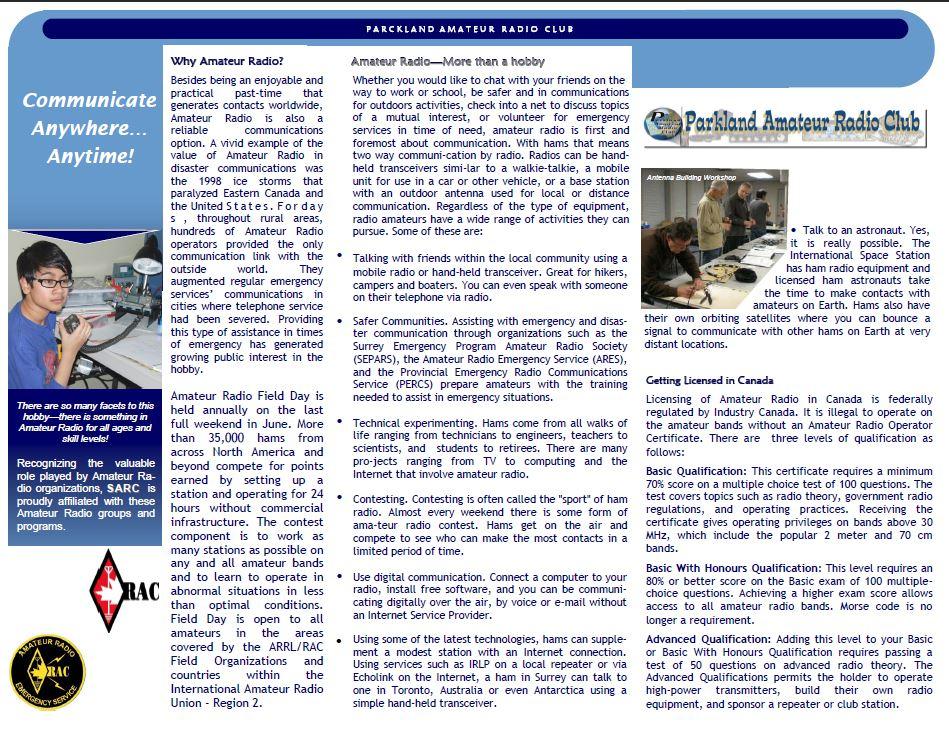 PARC Brochure