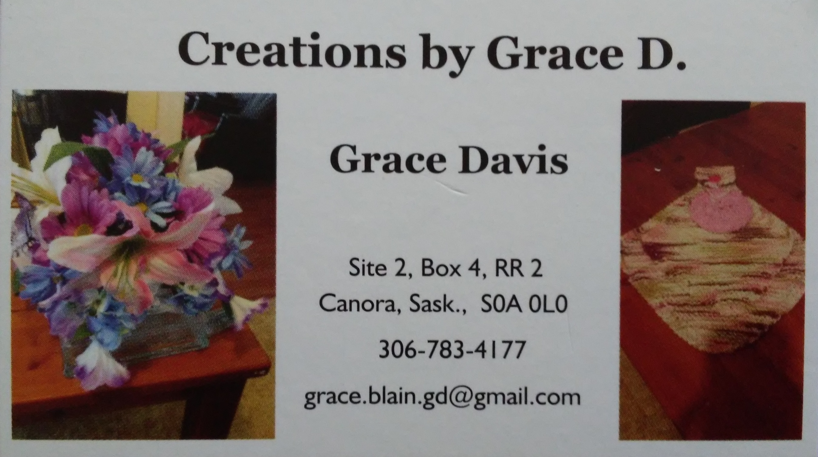 Creations By Grace D